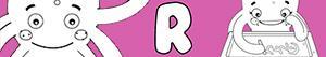 Colorear Nombres de Niña con R