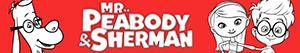 Colorear Peabody y Sherman