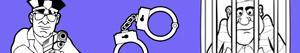 Colorear Crimen y Justicia